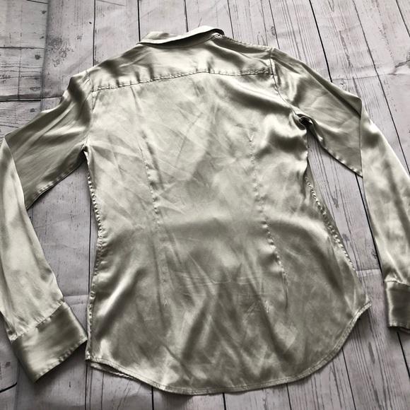 6c3a7a58e72 THEORY Silk Perfect Fit Satin Blouse Shirt. Theory.  M_5c11e7ec12cd4afb3cb377e5. M_5c0e8648c9bf50105291bf6f.  M_5c0e864a819e902efc847d99